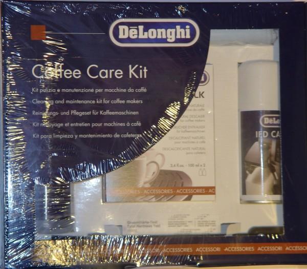 Coffee Care Kit- Reinigungs-u. Pflegeset