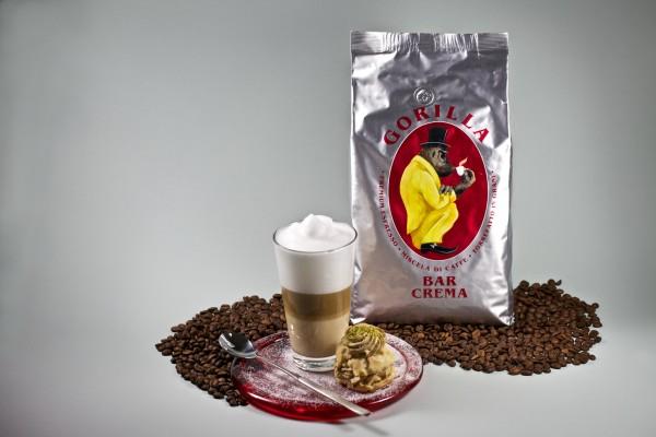 Espresso Gorilla Bar Crema