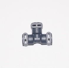 Fluid Anschluss T-Form