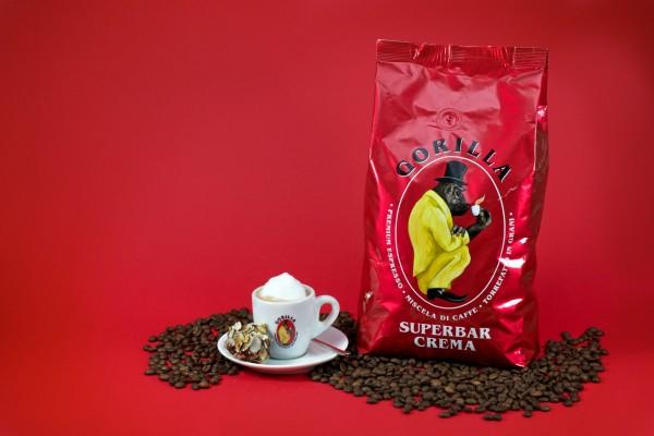 Espresso Gorilla Super Bar Crema