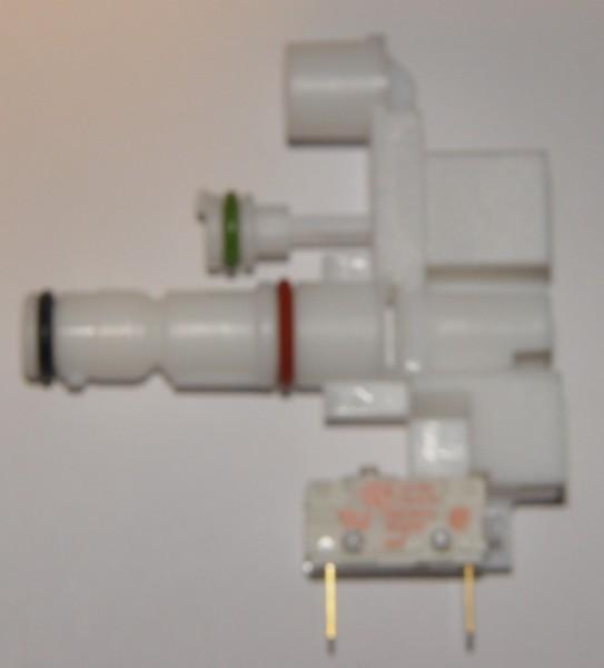 Kupplung für Milchbehälter, Aufschäumer EAM und ESAM