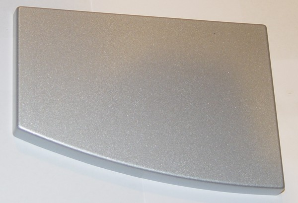 Pulverschachtdeckel platin