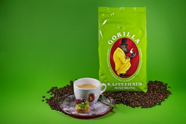 Gorilla Kaffeehaus Mischung