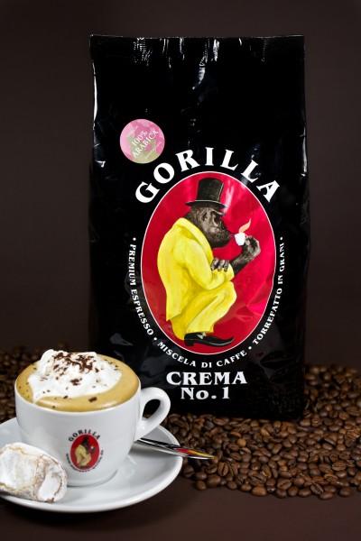 Espresso Gorilla Crema No. 1